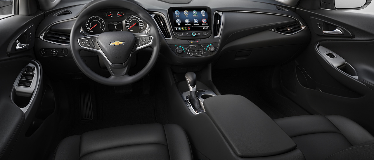 쉐보레 2018 더뉴말리부 내부 Chevrolet THE NEW MALIBU INTERIOR