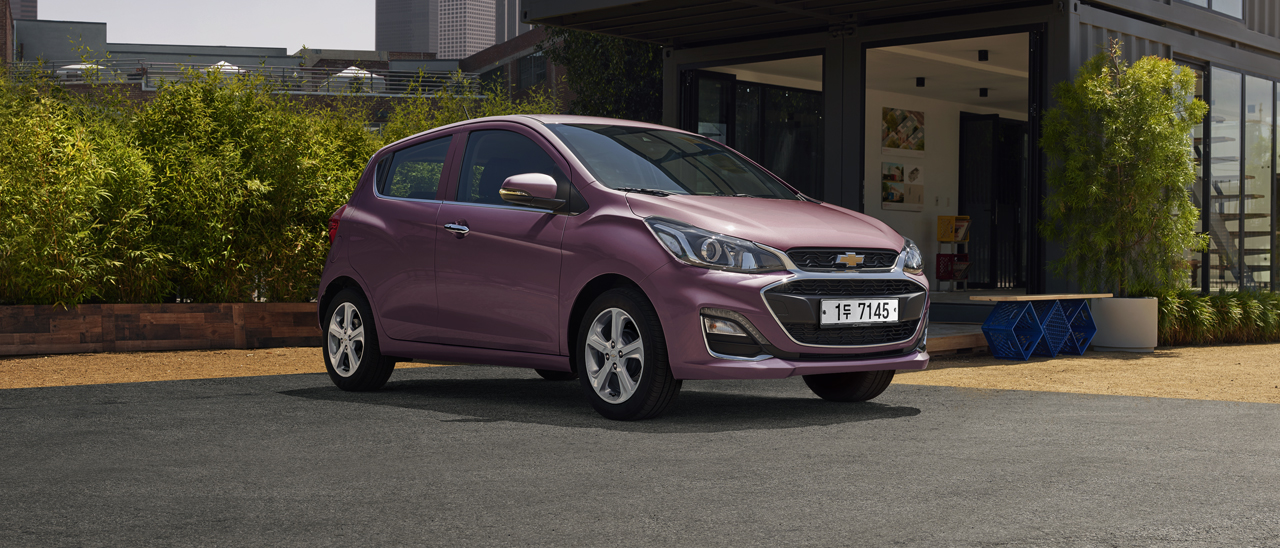 더 쉐보레 스파크 SPECIAL EDITION, The next Spark SPECIAL EDITION, 쉐보레 Chevrolet