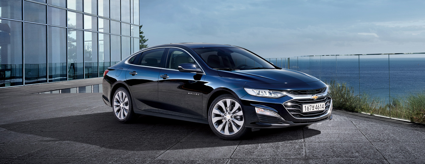 쉐보레 2018 더뉴말리부 외관 Chevrolet 2018 THE NEW MALIBU EXTERIOR 5