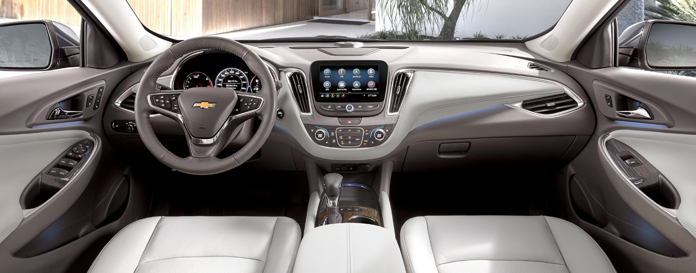 쉐보레 2018 더뉴말리부 내부 Chevrolet 2018 THE NEW MALIBU INTERIOR